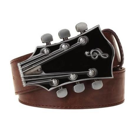 Ceinture avec boucle guitare