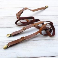 Bretelles vintage pour femme