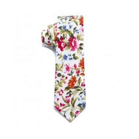 Cravate hawaïenne